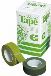 Floral Tape breit hellgrün 1 Rolle