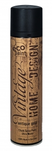 Vintage home design Spray antik gold (Blumenspray) 400ml