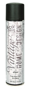 Vintage home design Spray silber (Farbspray) 400ml