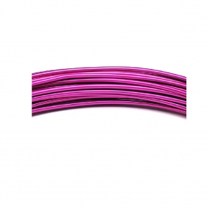 Aludraht pink 2mm60m