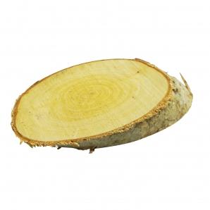 Birkenscheiben oval 5-10cm 300g