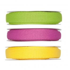 Dekoband Strick-Optik in verschiedenen Farben 10mm8m