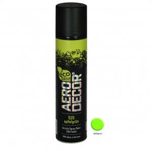 Color-Spray (Farbspray) Aero decor apfelgrün  400ml