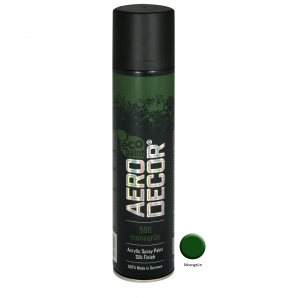 Color-Spray Aero decor moosgrün 400ml