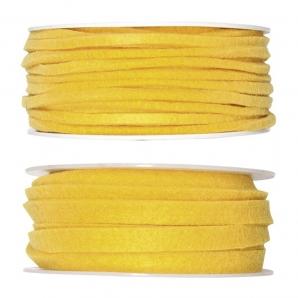 Filzband gelb in zwei Größen