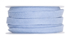 Filzband Hellblau 10mm x 5m