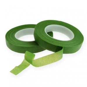 Floral Tape schmal hellgrün 2 Rollen