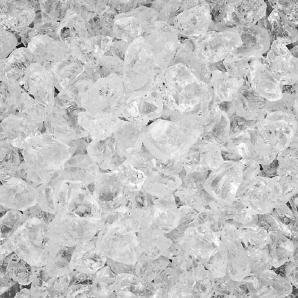 Glassteine klar 4-10 mm 2 Kg