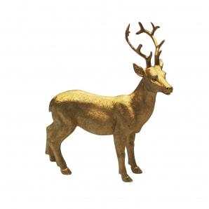 Hirsch gold 15cm 2Stk