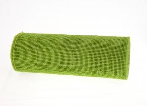 Jute Tischband lindgrün 30cm10m