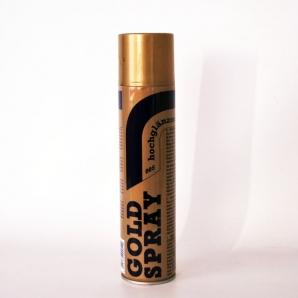 Lackspray Goldspray 400ml