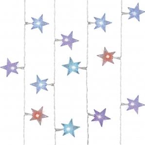 LED Sternenkette Farbwechsler 30 LEDs indoor 1Stk