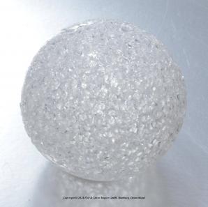 LED Lichtkugel weiß in verschiedenen Größen