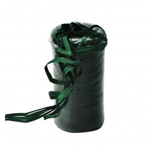 Raphia Band dunkelgrün 1,5cm200m 1Stk