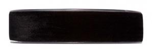 Samtband schwarz 25mm 9,5m 1Stk