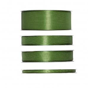 Satinband grün 50m in verschiedenen Größen