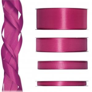 Satinband pink erika 50m in verschiedenen Größen