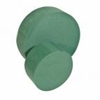Oasis® Steckschaum Zylinder (Torte) für Frischblumengestecke 14x7cm und 22x7cm