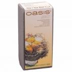 Oasis® Steckschaum für Trockenblumen Hobbypackung 23x11x8cm(1St)