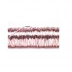 Dekodraht lackiert rosa Ø 0,50mm50m