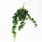 Efeuhänger / Efeubusch grün 80 cm künstlicher Efeu