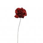 Foam-Rosen rot 4,5cm 36Stk