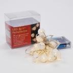 LED Acryl-Perlenkette 20 Lichter indoor
