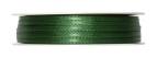 Doppel Satinband grün 3mm x 50m