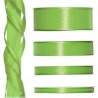 Satinband grün -  hellgrün 50m in verschiedenen Größen