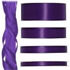 Satinband violett 50m in verschiedenen Größen