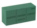 Oasis® Steckschaum Ideal für Frischblumen 23x11x8cm(35St)
