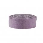 Wollband Lehner Wolle flieder 7,5cm 1Stk
