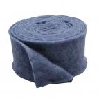 Wollband Lehner Wolle marine 13cm 1Stk