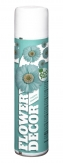 Blumenspray Flower decor aquamarin (Wasserblau) 400ml