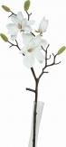 Magnolienzweig weiß 97cm 1Stk