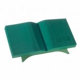 Oasis® Deko-Buch Bioline® mit Steckschaum für Frischblumen offen zum stellen 40x20x4,5cm(1St)