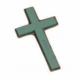 Oasis® Kreuz mit Steckschaum für Frischblumen und BIOLIT® Unterlage 53x33x6cm(2St)