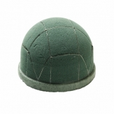 Oasis® Ecobase® Urnen Deko mit Steckschaum und Klebestreifen Ø6,5x5,5cm(6St)