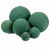 Oasis® Kugel mit Steckschaum 09-30cm für Frischblumen