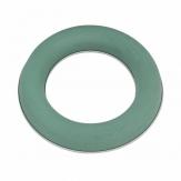 Oasis® Ring mit Steckschaum und Kunststoffunterlage Ideal Solo 17-30cm für Frischblumen