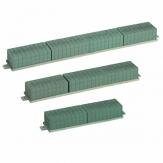 Oasis® Sargauflage für den Sargschmuck mit Steckschaum Raquette Bioline® in verschied. Größen(1St)