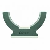 Oasis® Urnen Deko Halbring mit Steckschaum 47x10x25cm(1St)