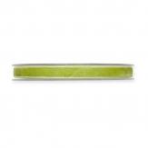 Samtband grün 10mm x 9,5m