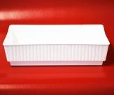 Steckschale Lara in weiß 23 x 8 cm 10 Stück