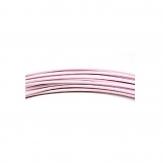 Aludraht rosa 2mm60m