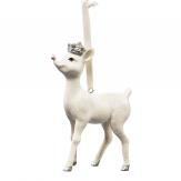 Bambi weiß 11x6cm 2Stk