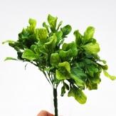 Blattbusch grün 25cm 1Stk
