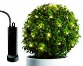 LED Buchsbaumkugel Netz 60 Lichter Ø35cm 1Stk outdoor