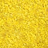 Deko Granulat gelb 2-3mm Körnung 2kg