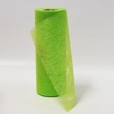 Deko-Vlies apfelgrün 23cm 25m